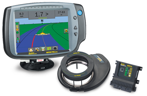 Matrix Pro, CenterLine, FieldPilot, UniPilot, RXA-30 and RX520 guidance systems, auto steering systems and antennas