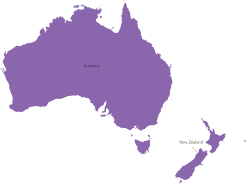 Australia and New Zealand TeeJet Offices