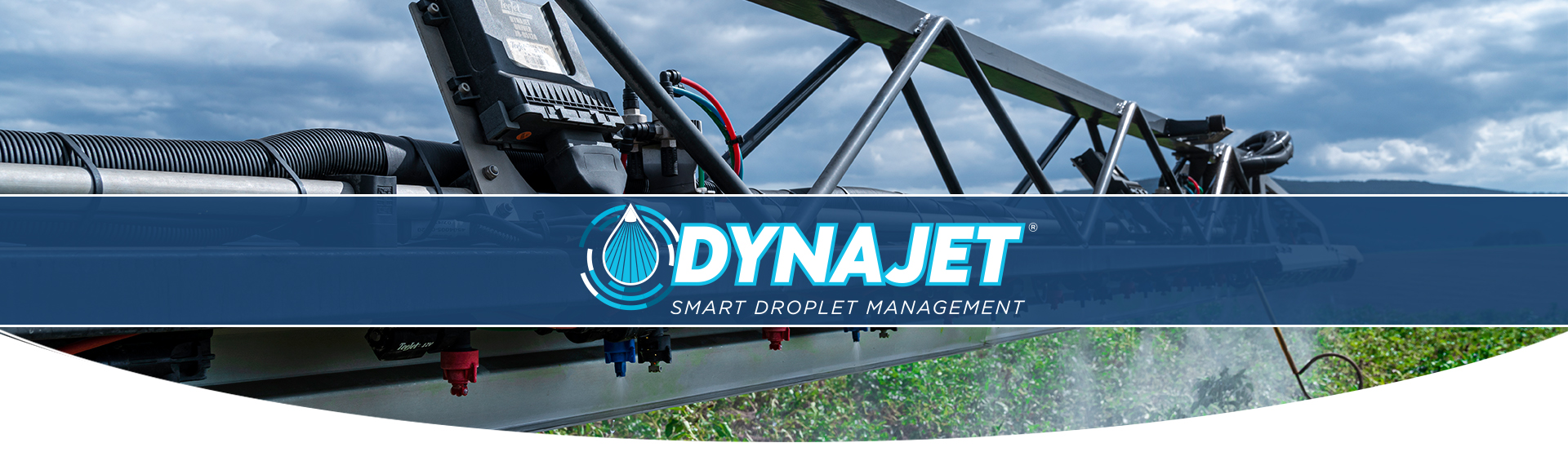 DynaJet® Smart Droplet Management