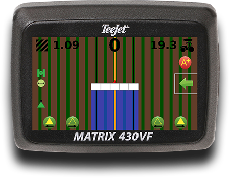 Matrix® 430VF Guidance System